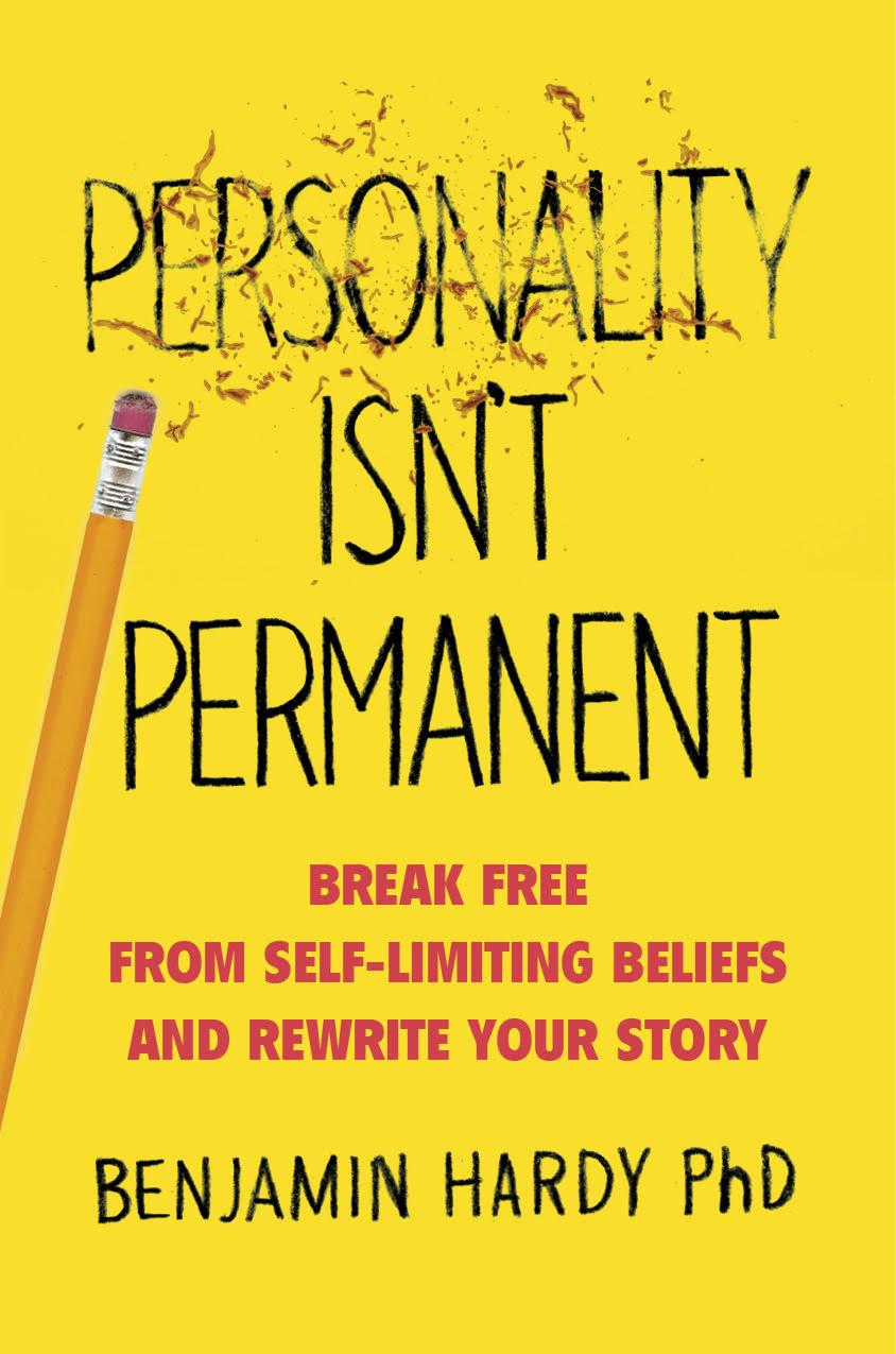 La personalidad no es permanente